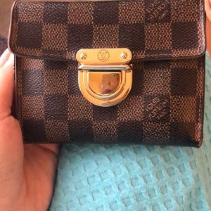 Authentic Louis Vuitton Koala Wallet
